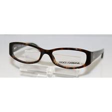 NEW D&G Dolce& Gabbana DD 1228 502 Havana Eyeglasses Glasses Frames 50-16-135