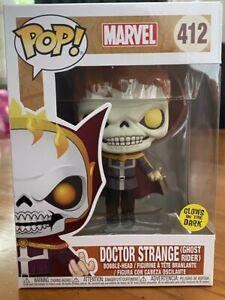 Doctor Strange- Marvel GITD #412 Funko Pop Vinyl 🔥🔥