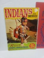 Vintage Book, Indians of the Southwest, Photos of costumes plus Two More