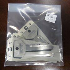 (5) Axxess #50 Key Key Blank uncut keys Locksmith Hardware Key shop (pack of 5)
