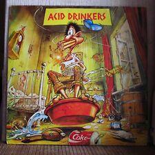 Acid Drinkers – Are You A Rebel? - RARE POLAND TRASH  - VINYL LP