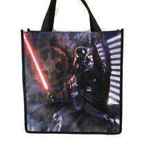 Star Wars Shopping Grocery Bag Tote Darth Vader Lucas Films Reusable Rare