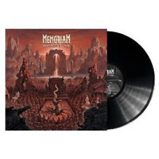 Memoriam-el Silent Vigil-Nuevo Ltd Gatefold Vinyl Lp-Pedido Previo 30th marzo