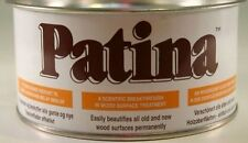 Wood wax oil polish USE *PATINA* BRINGS OUT NATURAL GRAIN