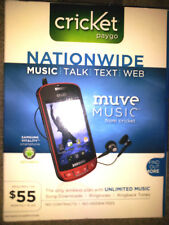 Samsung R720 Vitality Prepaid Android Phone (Cricket) NEW IN BOX GR8 4 HOLIDAY
