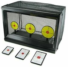 Multi fonction automatique bb airsoft target mécanique avec net catcher air sport