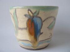 Art Deco Vase Planter Fritz Trautmann Vaihingen Kunst Keramik Pottery ceramic