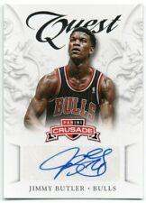 2012-13 Panini Crusade Quest Autographs Auto Pick Any Complete Your Set