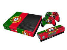 Xbox One Design pelle sventa Adesivo Pellicola Protettiva Set - PORTOGALLO Motif