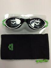 arena Nimesis Polarized Swimming Goggles - Triathlon - Smoke Lense - BNWT