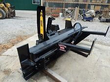 Firewood wood log Processor Attachment Bobcat CAT Deere Gehl Skid Steers HWP-140