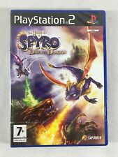 PS2 The Legend of Spyro: Dawn of the Dragon, New & Factory Sealed, Small Tear