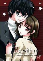 Persona 5 Doujinshi Comic Hero / Akira / JOKER x Makoto Be with me