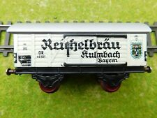 E13 Fleischmann Spur 0 Güterwagen Reichelbräu 46181