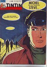 tintin - 771 - aout 1963 -