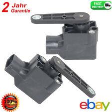 2 X Headlight Level Sensor For BMW Series 3/5/7 X5 Z4 E39 E46 E60 37141093698