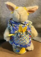 Hoppy VanderHare - Play Date 1997 The Toy Collection Muffy Vanderbear Collection