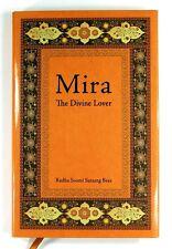 MIRA THE DIVINE LOVER V.K. Sethi - HARDBACK - Mint
