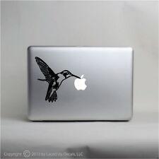 Hummingbird Laptop Macbook Pro Vinyl Decal,feeder,art,book,ipad,flower,apple