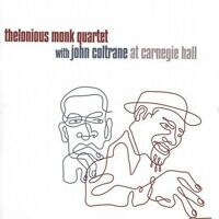 Thelonious Monk Quartet with John Coltrane at Carnegie Hall by Thelonious Monk,