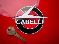 GARELLI Shaped Motorcycle Stickers 112mm Pair Side Panel Katia Capri Enduro Bike