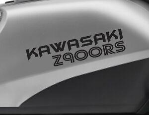 KAWASAKI Z900RS motorbike bike logo decals CUSTOM COLOUR Vinyl Sticker