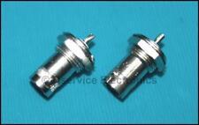 2 X BNC Female Connectors 28JR284-1 2400 Oscilloscopes Tektronix # 131-1910-01