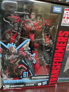 Transformers Movie STUDIO SERIES SENTINEL PRIME NUOVO !!!