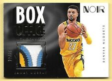 17/18 Panini Noir Box Office #JM Jamal Murray 4 Color Prime Patch Card #23/25