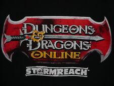 DUNGEONS AND DRAGONS STORMREACH ONLINE DDO.COM -LARGE BLACK SWORD