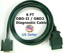 Obd2 Cable Compatible With Otc Genisys Touch Encore Mrst Pegisys Mac Navigator