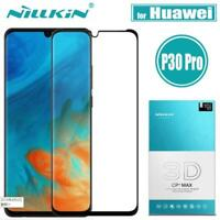 Nillkin 3D Full Protector For Huawei P30 Pro 9H Tempered Glass Film Screen Cover