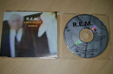 R.E.M. - Everybody hurts. 4 tracks CD-Single