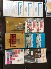 VINTAGE  LOCTITE Brochures Catalogs Data Sheets