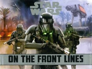 Star Wars On the Front Lines HC #1-1ST NM 2017 Stock Image