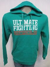 Ultimate Fighting Men's Small Hooded Sweatshirt