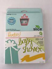 Making Memories Slice Design Card Parties BRAND NEW