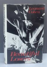 Leonard Cohen: Beautiful Losers - First Edition 1st / 2nd - Hbk Dw 1970