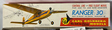 Carl Goldberg ~ Ranger 28 D5 Flying Model Kit ~ NEW in Opened Box