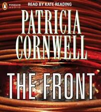 The Front by Patricia Cornwell (2008, CD, Unabridged) 4 CDs Read By K Reading