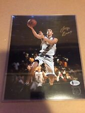 LONZO BALL UCLA BRUINS SIGNED LOS ANGELES LAKERS 8X10 PANINI PHOTO BAS BECKETT