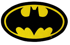 Batman Batcave Rug Mat Boys Superhero Childrens Character Bedroom Shaped 98x57cm