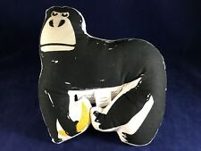 Pillowfort Decorative Pillow 9 in.x 8 in.Gorilla Made exclusive for Target Store