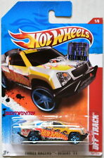 Hot Wheels 2011 Thrill Racers - Desert Off Track #1/6 Factory Sealed