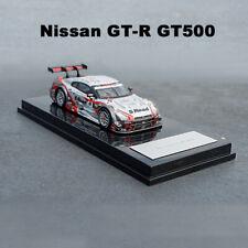 2014 Super GT GT500 Nissan GTR GT-R #46 Racing Car Diecast Model in 1:64 Scale