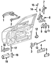 Genuine Mercedes-Benz Striker 126-720-02-04