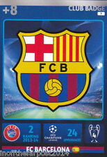 2014/15 Adrenalyn XL Champions League FC BARCELONA Card No.7