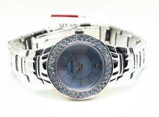 Lasies Pulsar Analog Watch, Blue Mother Of Pearl Dial, Date Display