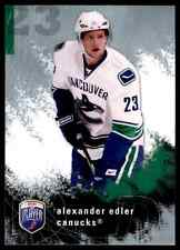 2007-08 Be A Player Alexander Edler #192
