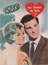 Caracas N° 5/1964 - Les Amours de Paris, François Périer Nicole Courcel D. Cowl